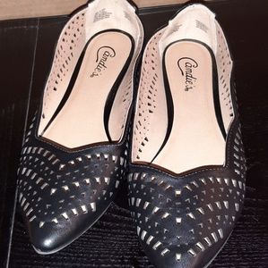 Candie's shoes size 10 med
